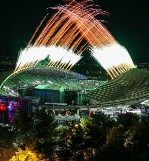 festival ultra-europe festival-stadium-fireworks